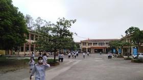 Nhiều địa phương cho học sinh nghỉ học phòng chống dịch Covid-19
