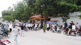 Gần 38.600 thí sinh tỉnh Thanh Hóa thi vào lớp 10