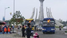 Hoạt động vận tải hành khách qua địa bàn TP Thanh Hóa khi chưa có dịch Covd-19