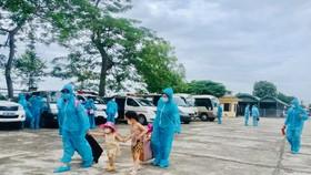 Thanh Hóa chuẩn bị các điều kiện, sẵn sàng đón người dân tỉnh nhà trở về quê. Ảnh: CDC Thanh Hóa