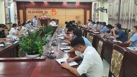 Nghệ An: Tạm đình chỉ công tác Bí thư, Chủ tịch UBND phường vì ca mắc Covid-19 trong cộng đồng