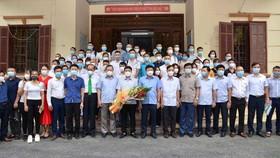 Thanh Hóa: 100 y, bác sĩ lên đường hỗ trợ Bình Dương và Đồng Nai phòng chống dịch Covid-19