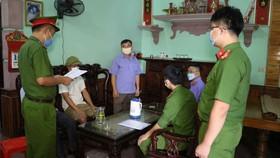 Nghệ An: Khởi tố 4 cán bộ xã lợi dụng chức vụ, quyền hạn trong khi thi hành công vụ