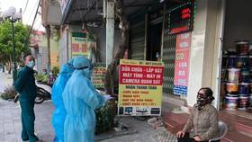 Liên tiếp ghi nhận F0 trong cộng đồng, Thanh Hóa triển khai nhiều biện pháp cấp bách phòng chống dịch
