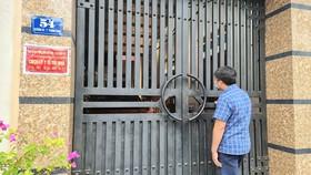 Thanh Hóa: Thu hồi, không khóa cổng nhà các gia đình có trường hợp F2