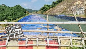 Thanh Hóa: Hơn 8 tháng vẫn chưa khắc phục xong sự cố vỡ kênh ngàn tỷ