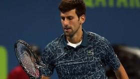 Sự thất vọng của Djokovic