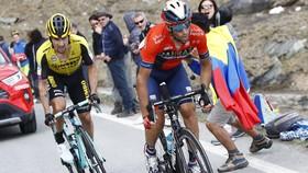 Roglic bám sát Nibali suốt chặng đua thứ 13