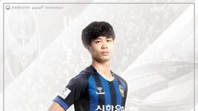 Hình ảnh Incheon tạm biệt Công Phượng