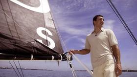 Wladimir Klitschko và chiếc du thuyền buồm của mình