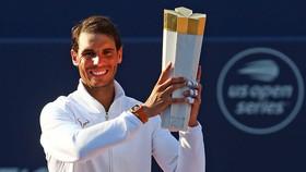 Nadal đang là đương kim vô địch ở Rogers Cup