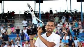 Kyrgios vô địch Citi Open