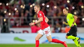Andre Schurrle nhanh chóng trở thành ngôi sao trong đội hình của Spartak