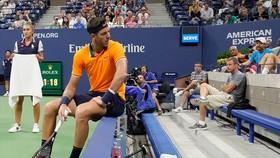 Del Potro phủ nhận đàm phán với Gerard Pique về Davis Cup