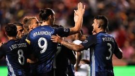 Ibrahimovic đang thi đấu ở LA Galaxe và rất thích phim Hollywood