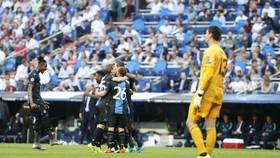 Sự thất vọng của Courtois là niềm vui của Brugge