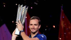 Medvedev vô địch Shanghai Masters