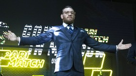 McGregor ở Moscow