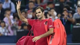 """Federer """"vẫy tay chào tạm biệt"""" ATP Cup 2020"""