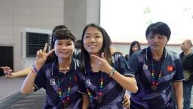 Đội tuyển nữ tham dự SEA Games 30