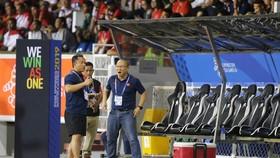 HLV Park Hang Seo ý thức được sự nguy hiểm của U22 Indonesia