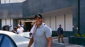 Nadal ở Kuweit