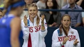 Không thể phủ nhận Sharapova đã có nhiều đóng góp cho quần vợt Nga