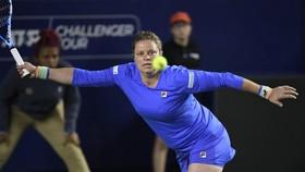Kim Clijsters thua trận thứ 2