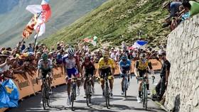 Một chặng đua của Tour de France 2019