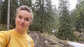Svitolina đang cách ly ở vùng núi Thụy Sỹ cách biệt