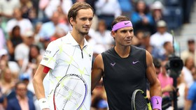 Medvedev và Nadal ở chung kết US Open 2019
