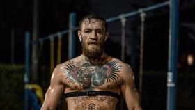 Hình ảnh hoành tráng của McGregor, đương nhiên là trên... Instagram