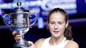 Kasatkina vô địch St.Petersburg Ladies' Trophy