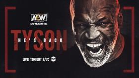 Cái tên Tyson vẫn còn hấp lực rất lớn với giới mộ điệu
