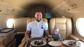 Sự sang trọng của McGregor, nhưng...