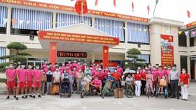 Giữa muôn vàn khó khăn, Sài Gòn FC vẫn duy trì hoạt động chia sẻ cộng đồng