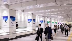Phi trường Tokyo Haneda đang bắt đầu đón các VĐV tham dự Olympic