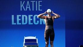 Nữ kình như Katie Ledecky