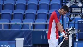 Djokovic thất vọng tràn trề