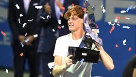Sinner đăng quang ngôi vô địch ở Washington