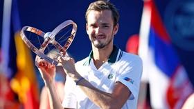 Medvedev vô địch Toronto Masters
