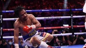 Pacuqiao bị đánh thê thảm