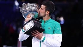 Djokovic đã 9 lần vô địch Australian Open