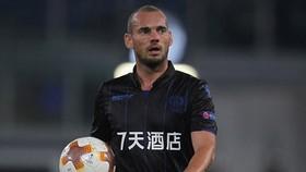 Wesley Sneijder không còn kiên nhẫn ở lại Nice. Ảnh Getty Images.