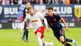 Leipzig trước nguy cơ bị qua mặt