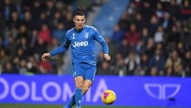Thêm kỷ lục cho Cristiano Ronaldo