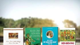 Ra mắt loạt sách nhân kỉ kiệm 65 năm chiến thắng Điện Biên Phủ