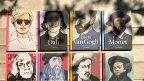 Ra mắt bộ sách về 8 danh họa vĩ đại của thế giới