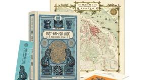 """Ra mắt """"Việt Nam sử lược"""" nhân dịp kỷ niệm 100 năm cuốn sách được xuất bản lần đầu"""