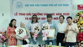 Giải thưởng Hội Nhà văn TPHCM 2020: Tôn vinh những tác phẩm phi hư cấu